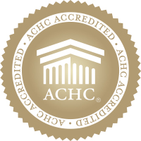 ACHC Accreditation Seal