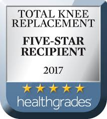 Healthgrades Five-Star Recipient